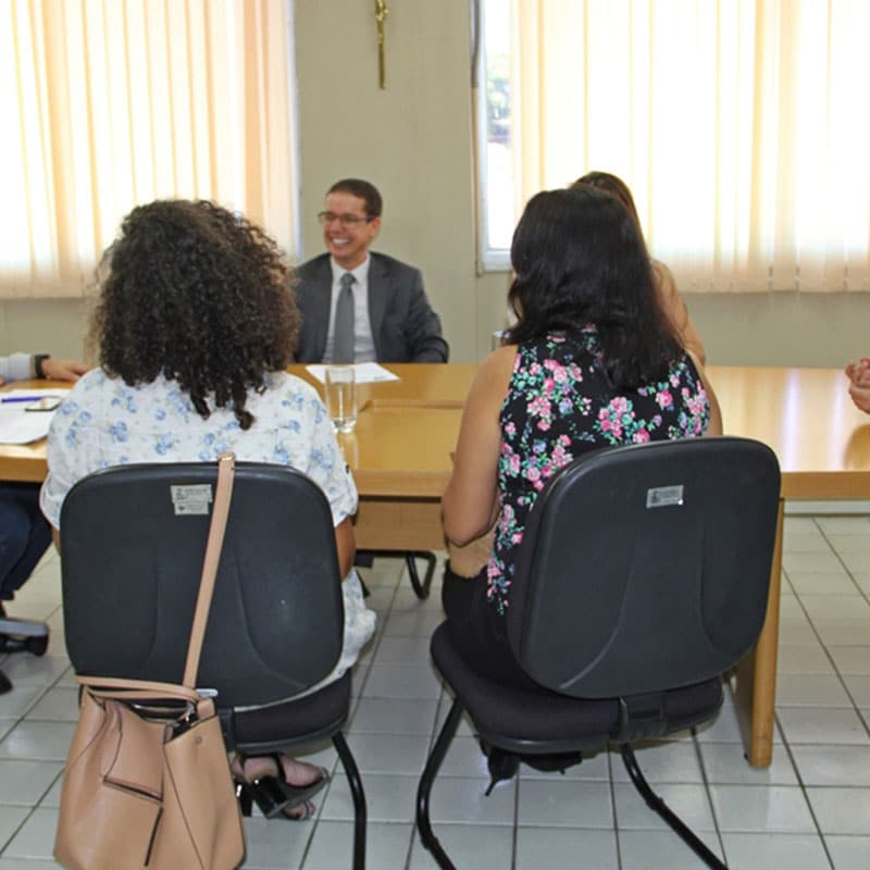 APESE discute parceria para capacitação de servidores da SEAD