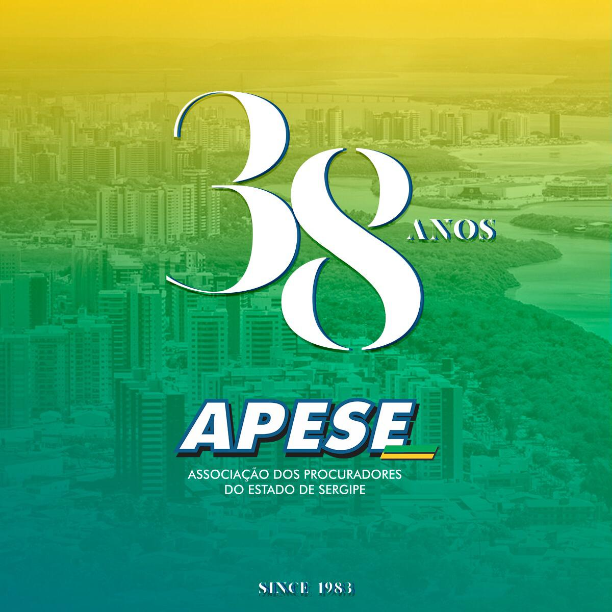 APESE – 38 Anos!